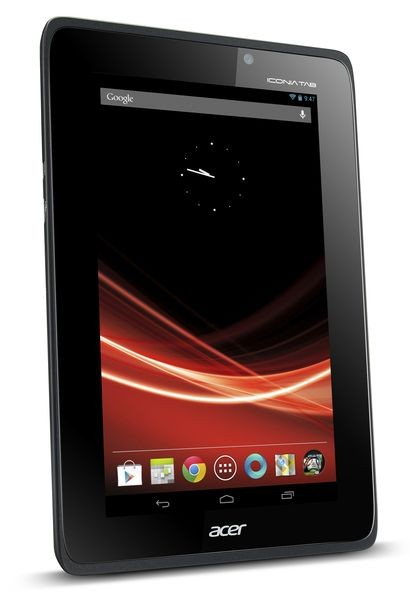 Acer Iconia Tab A110 Expected to Arrive in UK in September