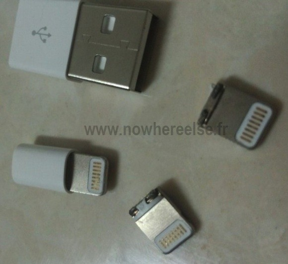9-pin dock connector