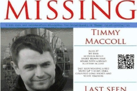 Timmy MacColl,