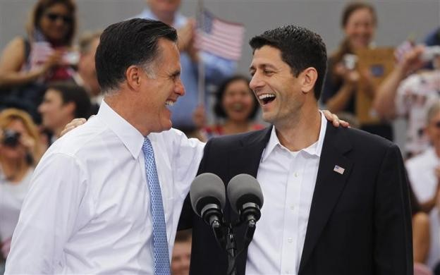 Romney and Ryan