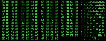 Gauss malware code
