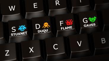 Stuxnet DuQu Flame Gauss