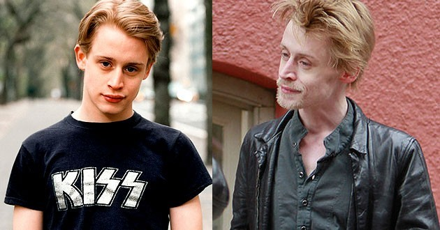 Macaulay Culkin was spotted looking positively gaunt in New York