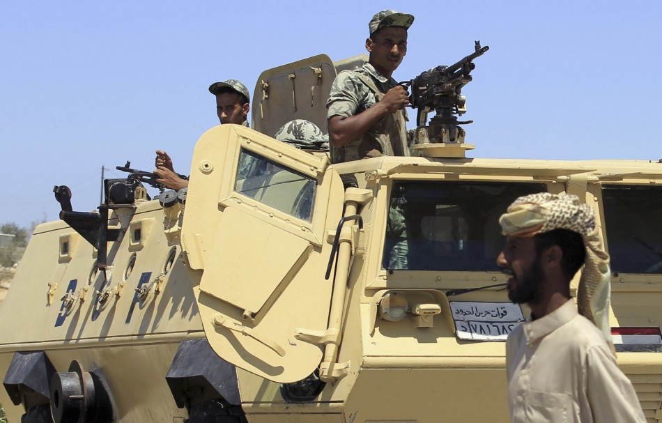 An Egyptian court handed14 death sentences to Islamist militants for their involvement in a 2011 attack in the Sinai Peninsula, Reuters
