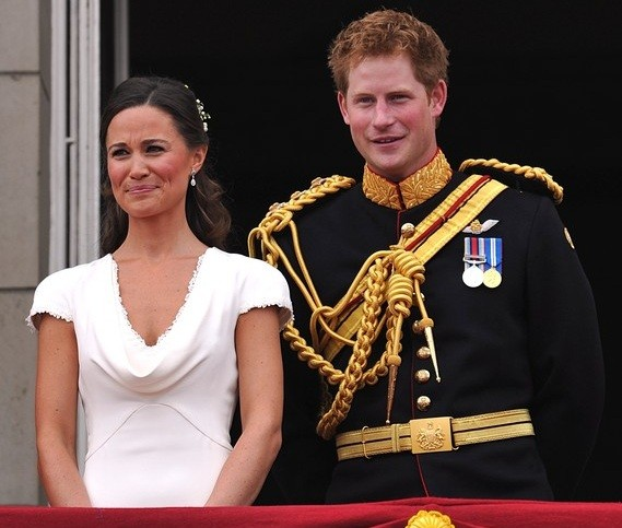 Prince Harry and Pippa Middleton