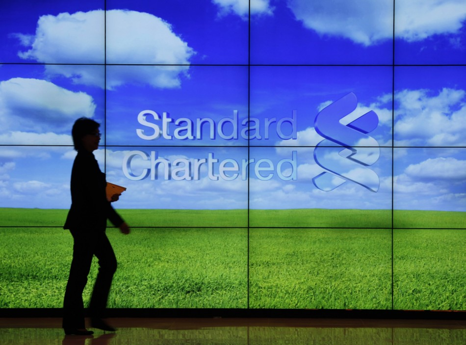 Standard Chartered Money Laundering