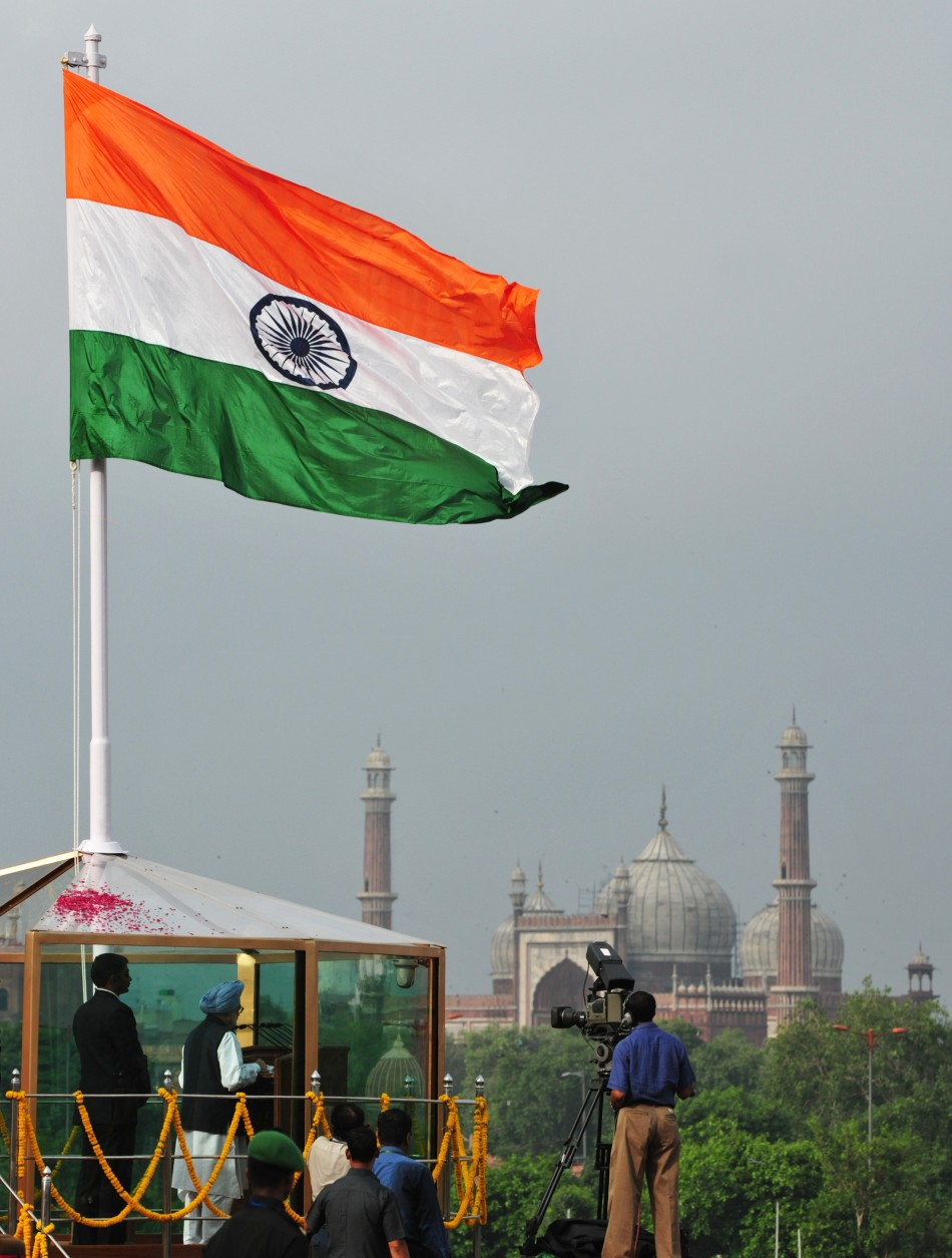 Indian Independence Day Celebrations in Pictures