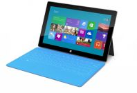 Microsoft Windows RT Arm Processor Surface tablet