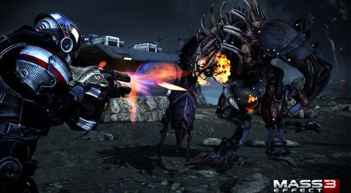 Mass Effect 3 Completed by Only 42% of Players Says BioWare