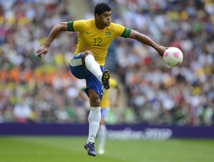 FC Porto's Hulk
