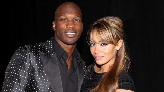 "Evelyn Lozada and Chad ""Ochocinco"" Johnson"