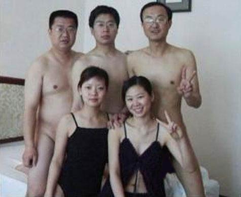 China Orgy
