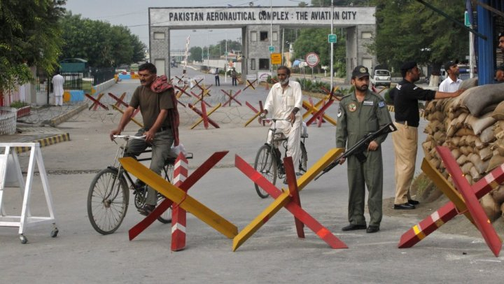 Pakistan Air Base Attack Kills Nine