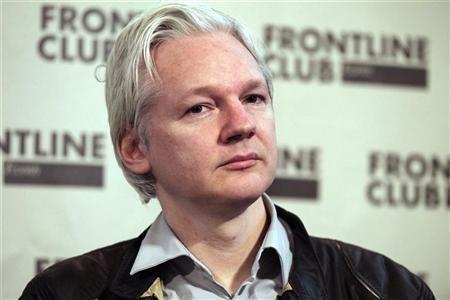Julian Assange's Backers Set to Lose £140,000 Surety Cash