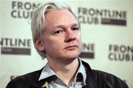 Julian Assange's Backers Set to Lose £140,000 Surety Cash