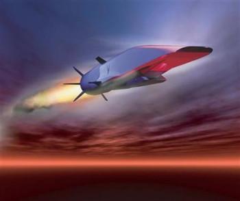 Waverider X-51A