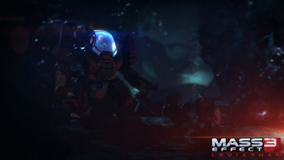Mass Effect 3 Leviathan DLC Release Date Confirmed [TRAILER]