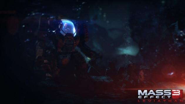 Mass Effect 3 Leviathan DLC Release Date Confirmed [TRAILER]