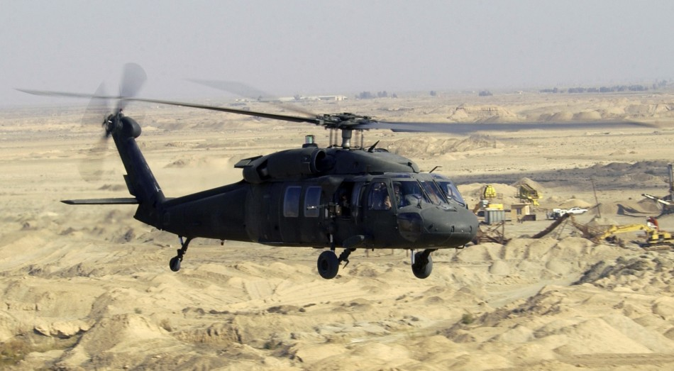 Black Hawk Helicopter