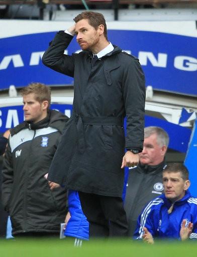 Former Chelsea Manager Andre Villas-Boas