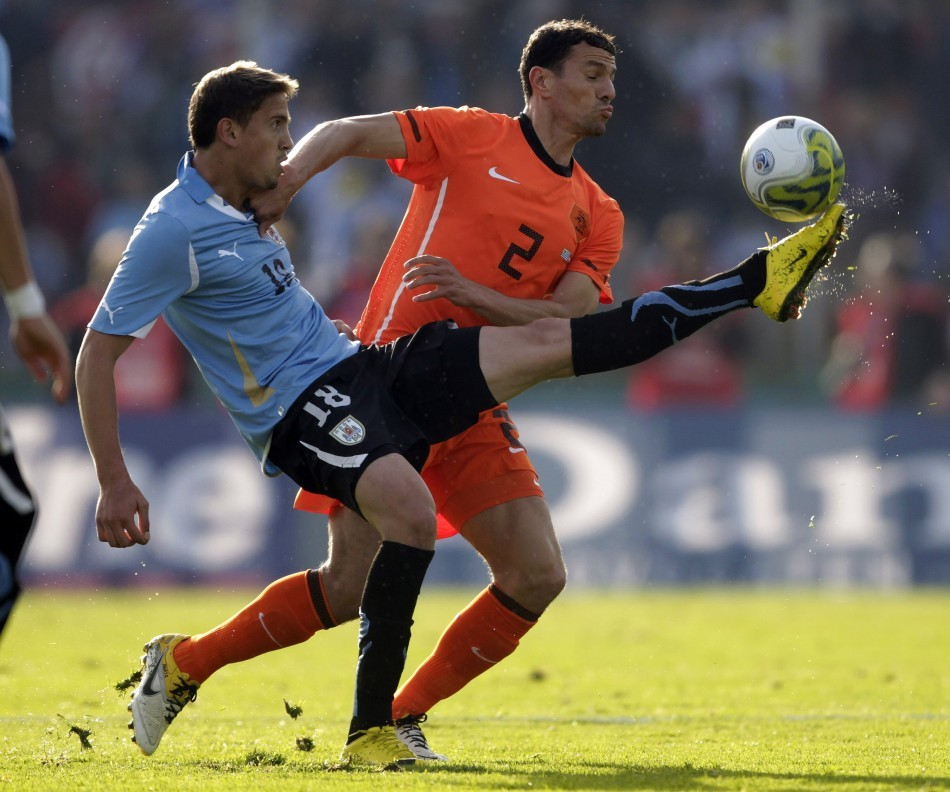 Gaston Ramirez (L) is Expected to Sign for Southampton