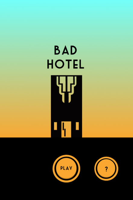 Bad Hotel iOS