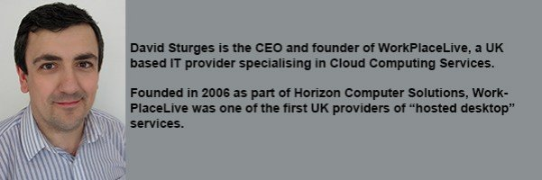 David Sturges Blog Profile
