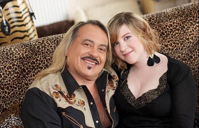 Wagner Carrilho  and Lydia Longvilel