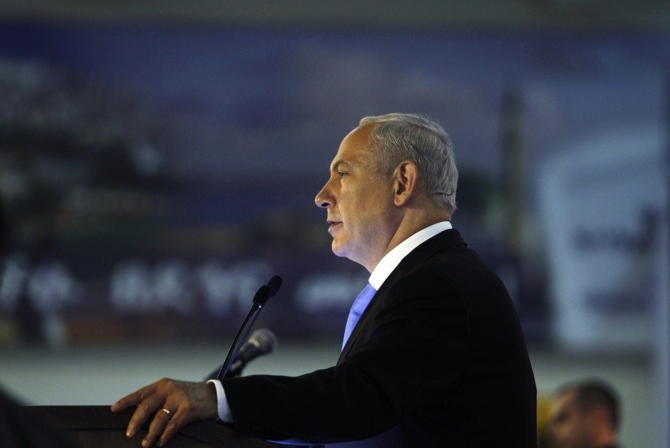 Israel's PM Netanyahu, Reuters