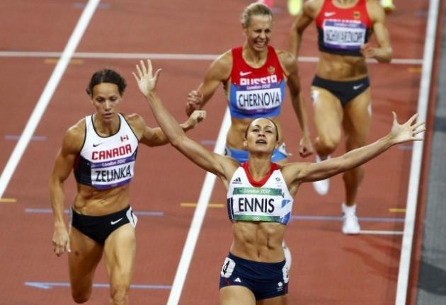 Olympic winners