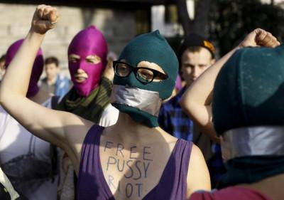 Pussy riot verdict
