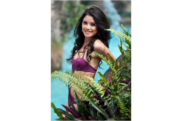 Miss World 2012 Beauty with a Purpose: Ines Putri Tjiptadi