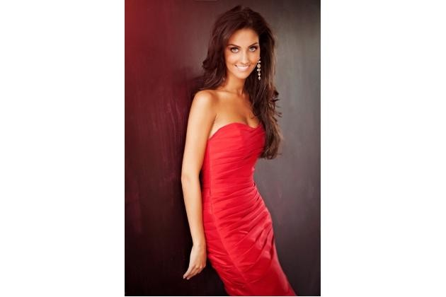 Miss World 2012 Beauty with a Purpose Sophie Moulds