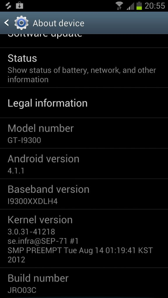 Galaxy S3 i9300 Gets Jelly Bean Update with Leaked XXBLH4 Official Firmware [How to Install]