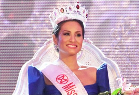 QUENEERICH REHMAN,Miss World Philippines 2012