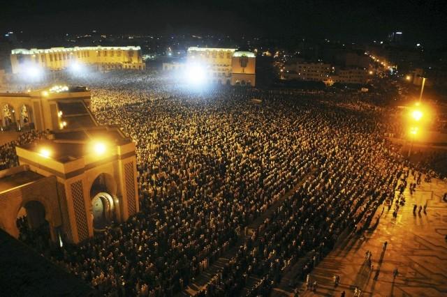 Eid al-Fitr 2012 The End of Ramadan Festivities Around the World