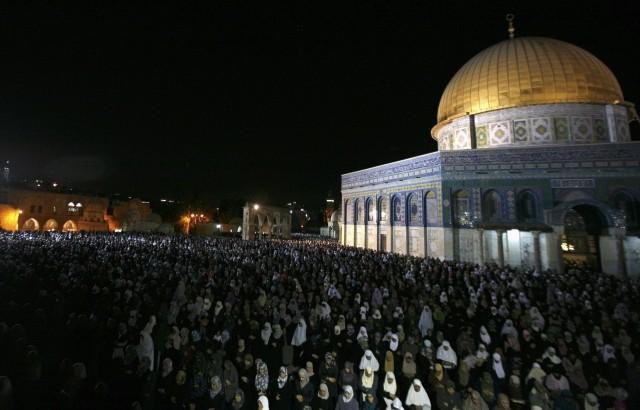 Eid al-Fitr 2012: The End of Ramadan Festivities Around the World
