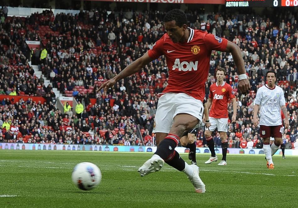 Manchester United Winger Nani