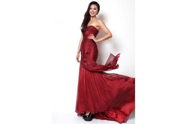 Miss World 2012 is Miss China, Wenxia Yu