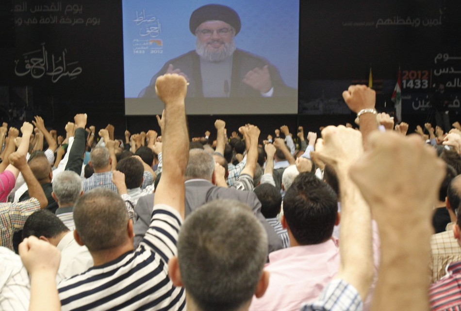 Hezbollah leader