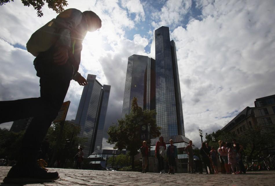 Deutsche Bank under US Scanner for Deals with Rogue Nations