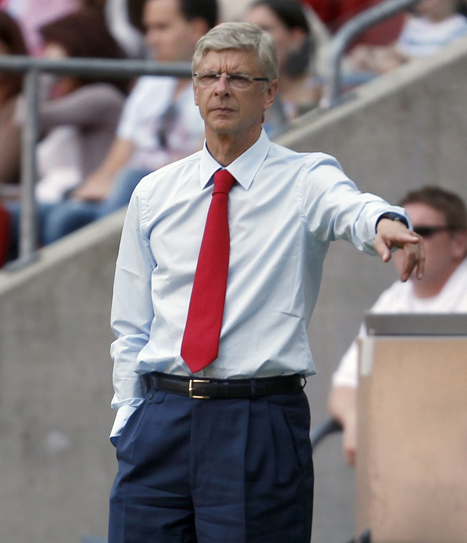 Arsene Wenger Admits Lack of Finishing