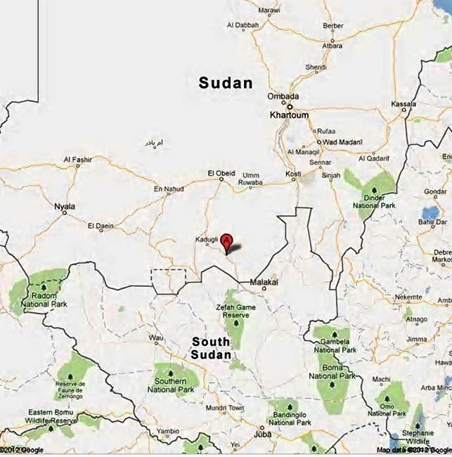 Sudan plane crash