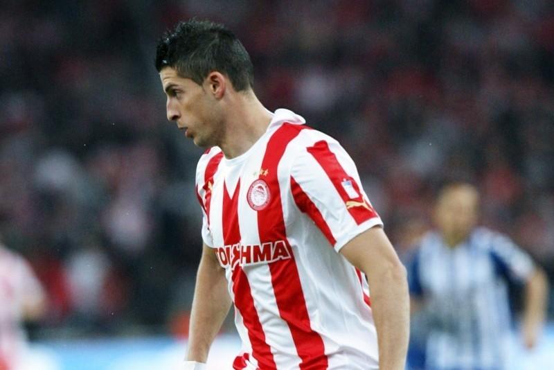 Everton Sign Kevin Mirallas from Olympiakos