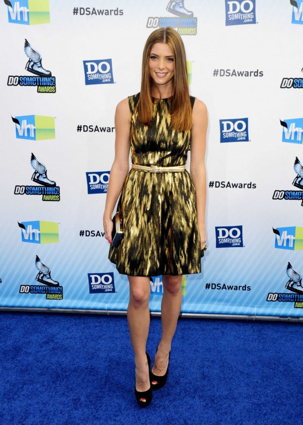 "Actress Greene arrives at the  ""Do Something Awards"" in Santa Monica, California"