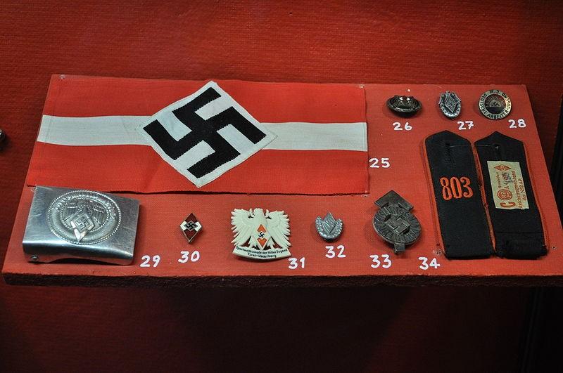 Nazi  relics