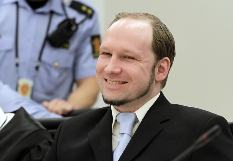Breivik Photo: Anders Behring Breivik 'Sympathiser' Charged With Planning