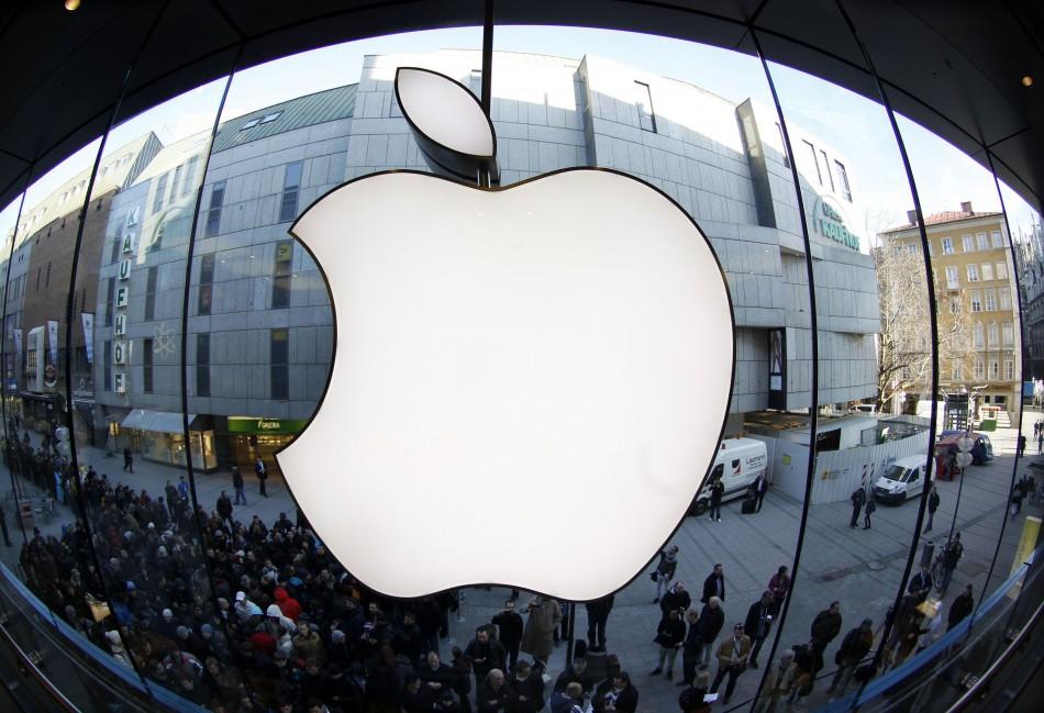 Apple Hits Record Market Value