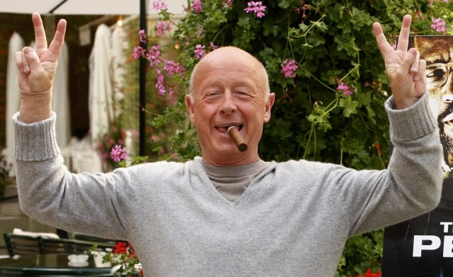 File photo of director Tony Scott posing in Paris. British-born director, Scott, committed suicide on 19 August. (Photo: REUTERS)
