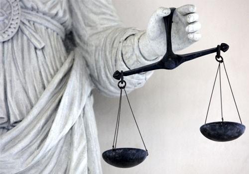 Scales of Justice Reuters